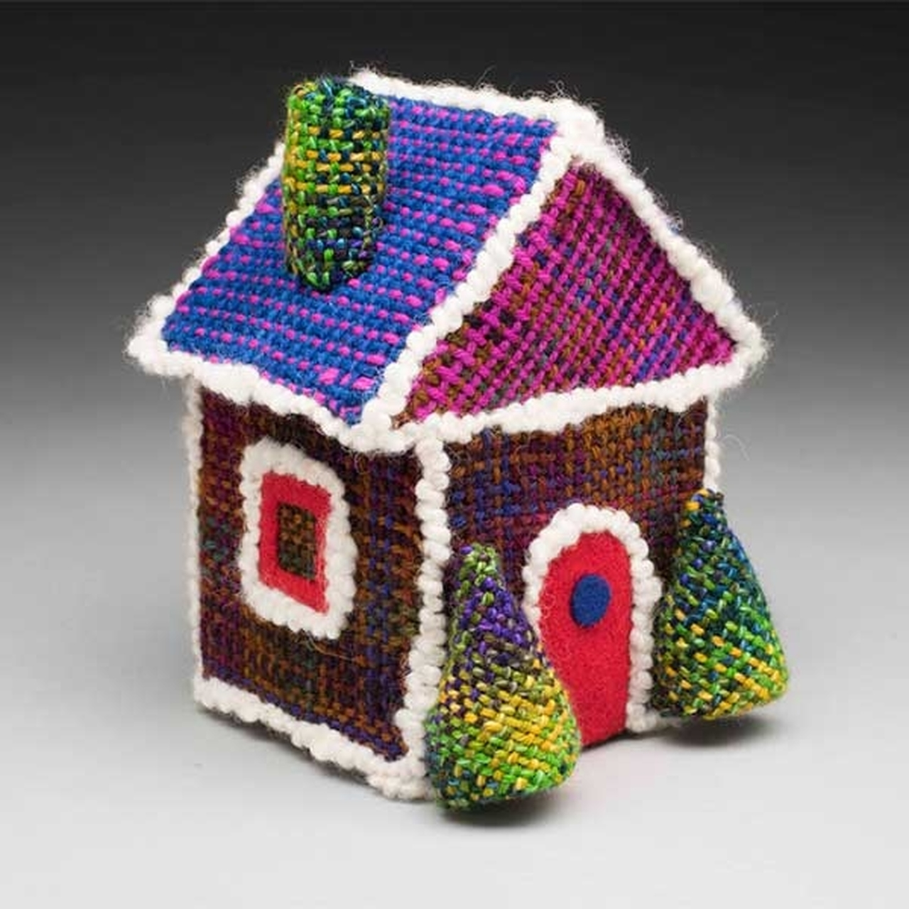 Zoom Loom Swatch Critter Kit - Gingerbread House